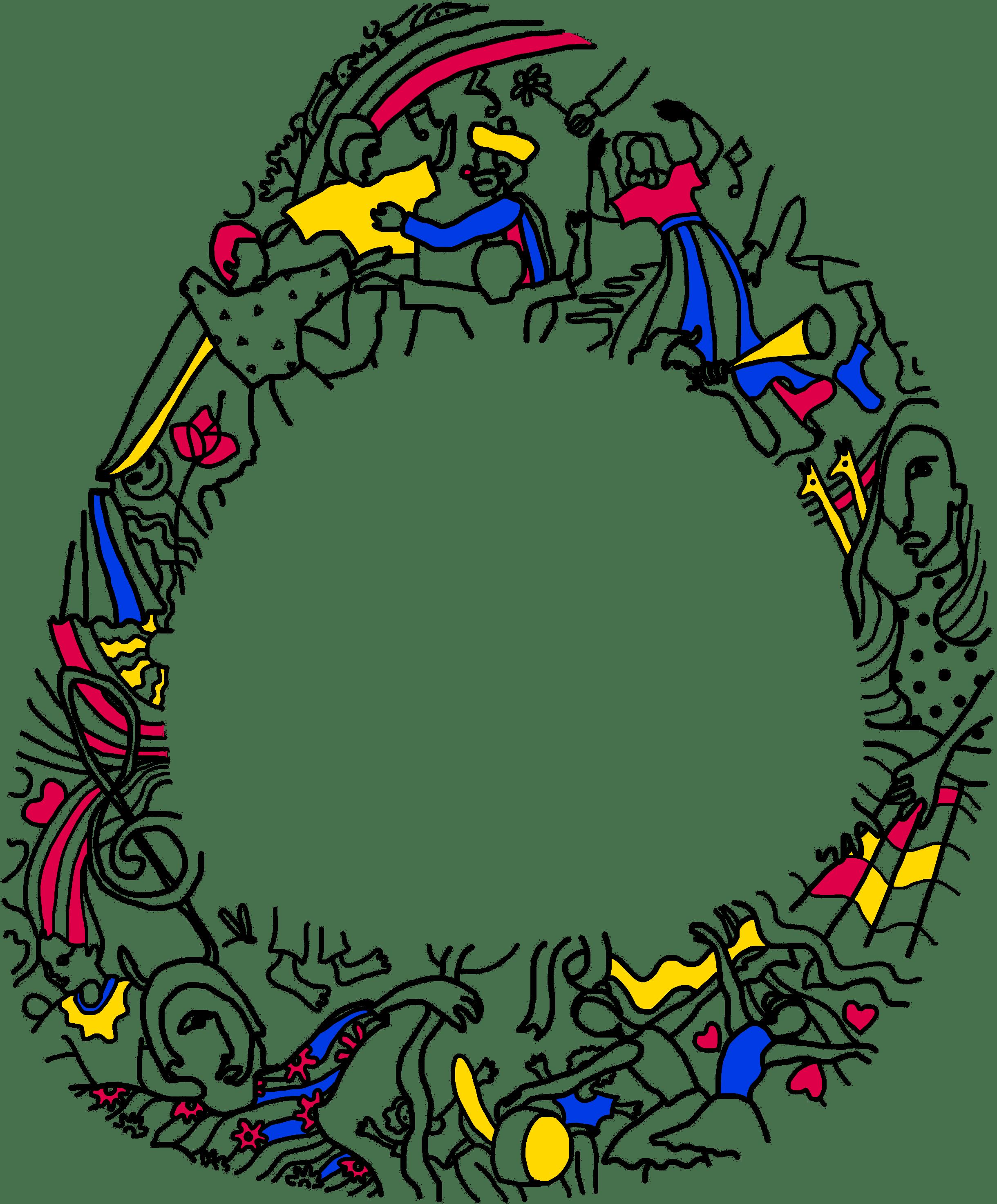 Seenaryo 5 year logo