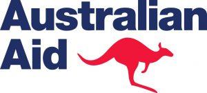 Australia Aid logo