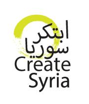 Create Syria Logo
