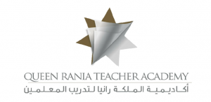 Queen Rania Teacher Academy logo