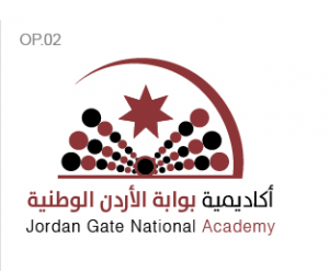 Jordan Gate National Academy logo