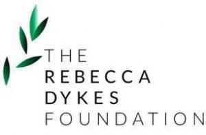 The Rebecca Dykes Foundation logo